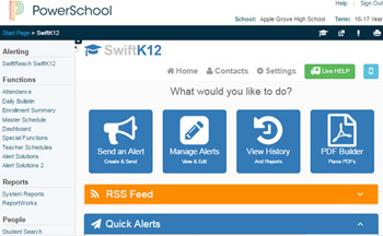 ASI Mobile App for PowerSchool Users