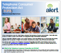 Alert Solutions TCPA Compliance Guide